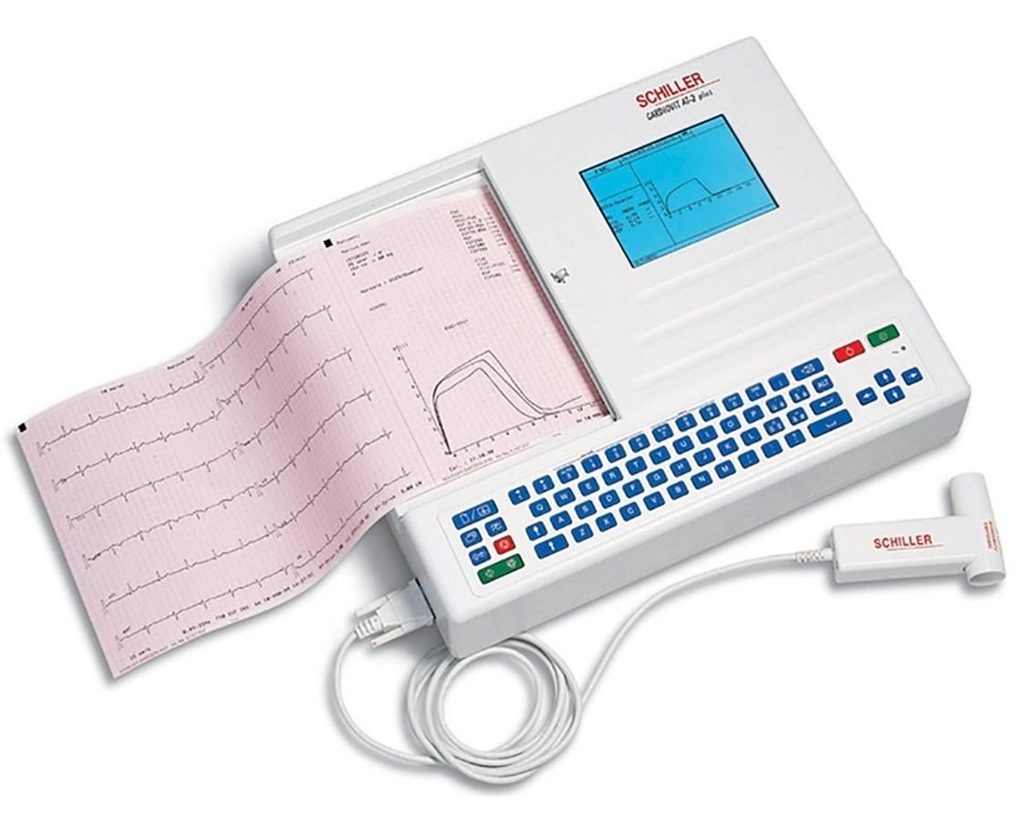 Cardiovit AT-2 Plus ECG and Spirometer SCH9025000C