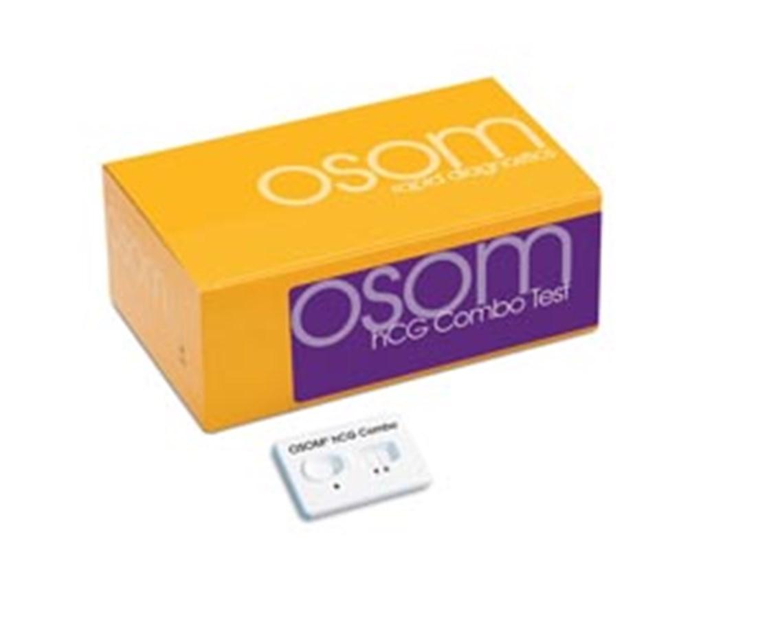 Osom® Hcg Combo Test SEK124