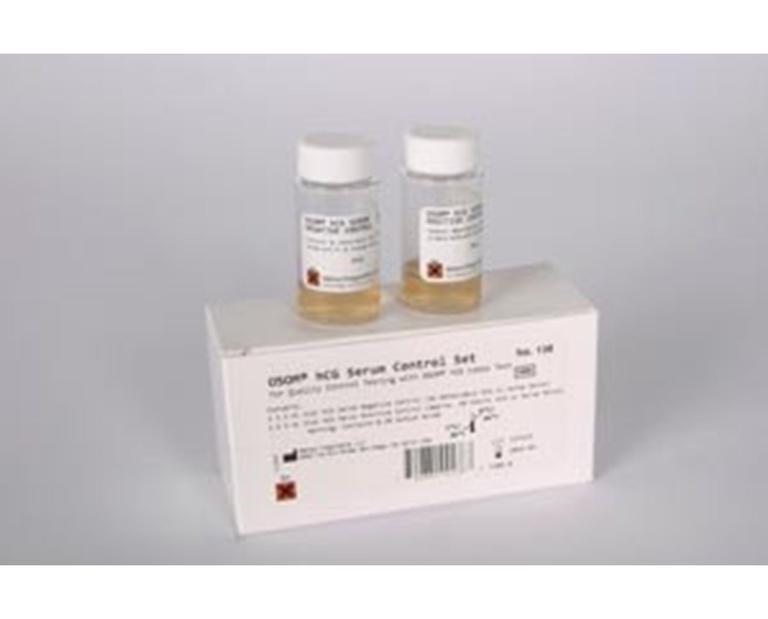 Osom® Hcg Serum Control Set SEK138