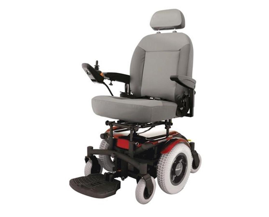 Asian power wheelchair apologise