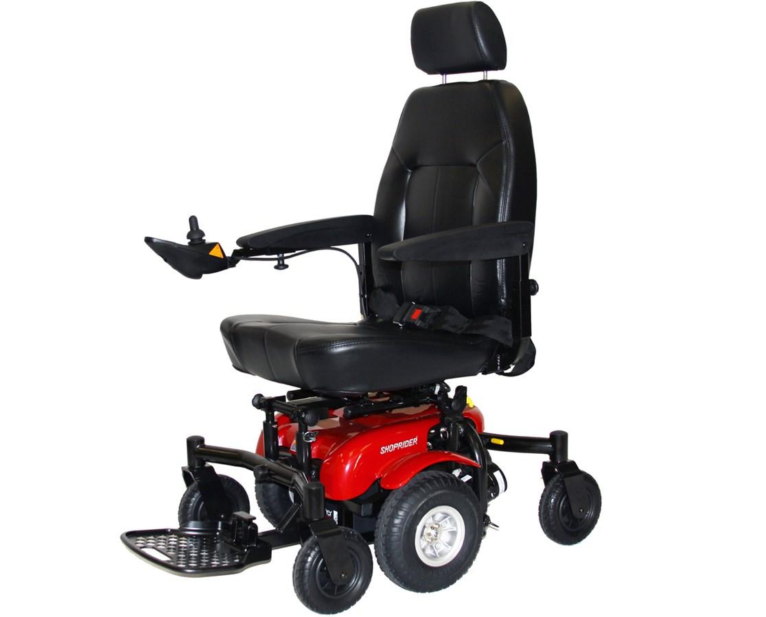 6Runner 10 Power Chair SHO888WNLM