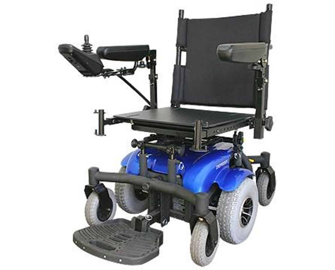 6Runner 10 Rehab Power Chair SHO888WNLM-R