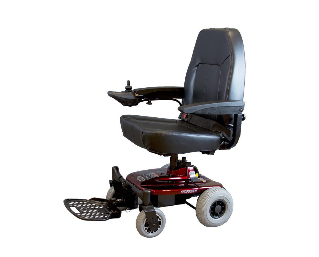 how to motorize a manual wheelchair