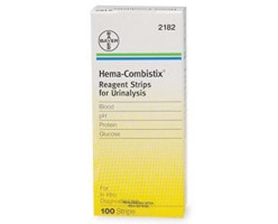 Combistix® Reagent Strips SIE2183
