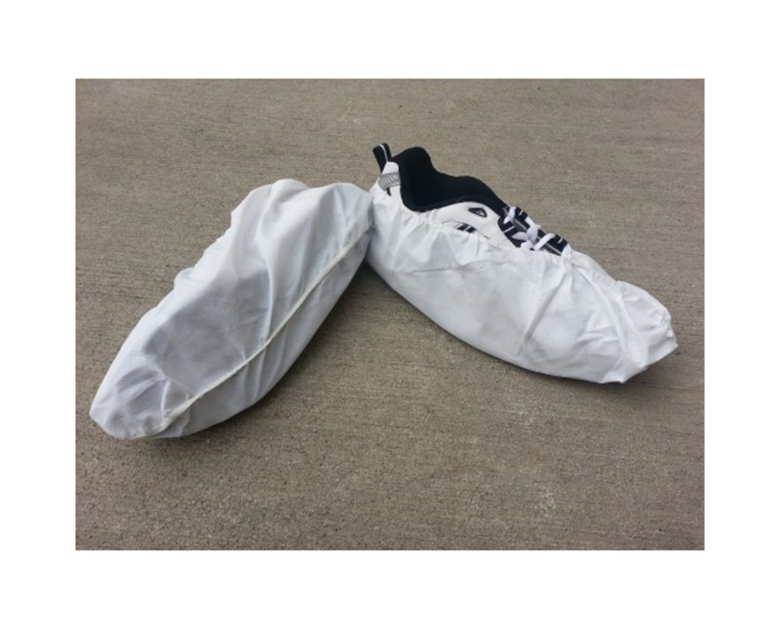 White SunSoft Heavy Duty Shoe Covers SNTT119-3