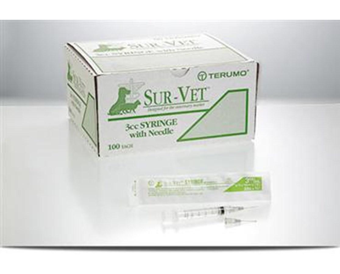 Terumo 100097 SUR-VET Hypodermic Syringes