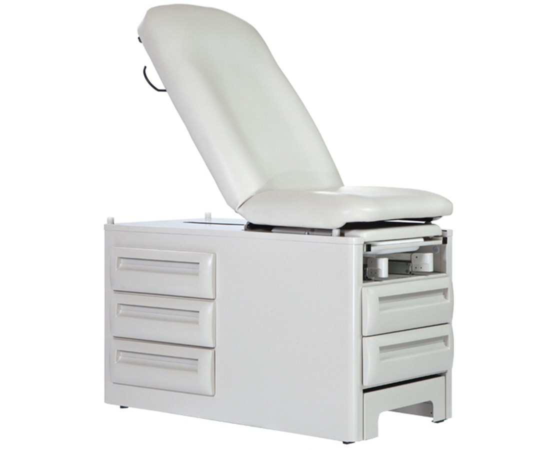 Signature Series Reversible Drawers Manual Exam Table UMF5250