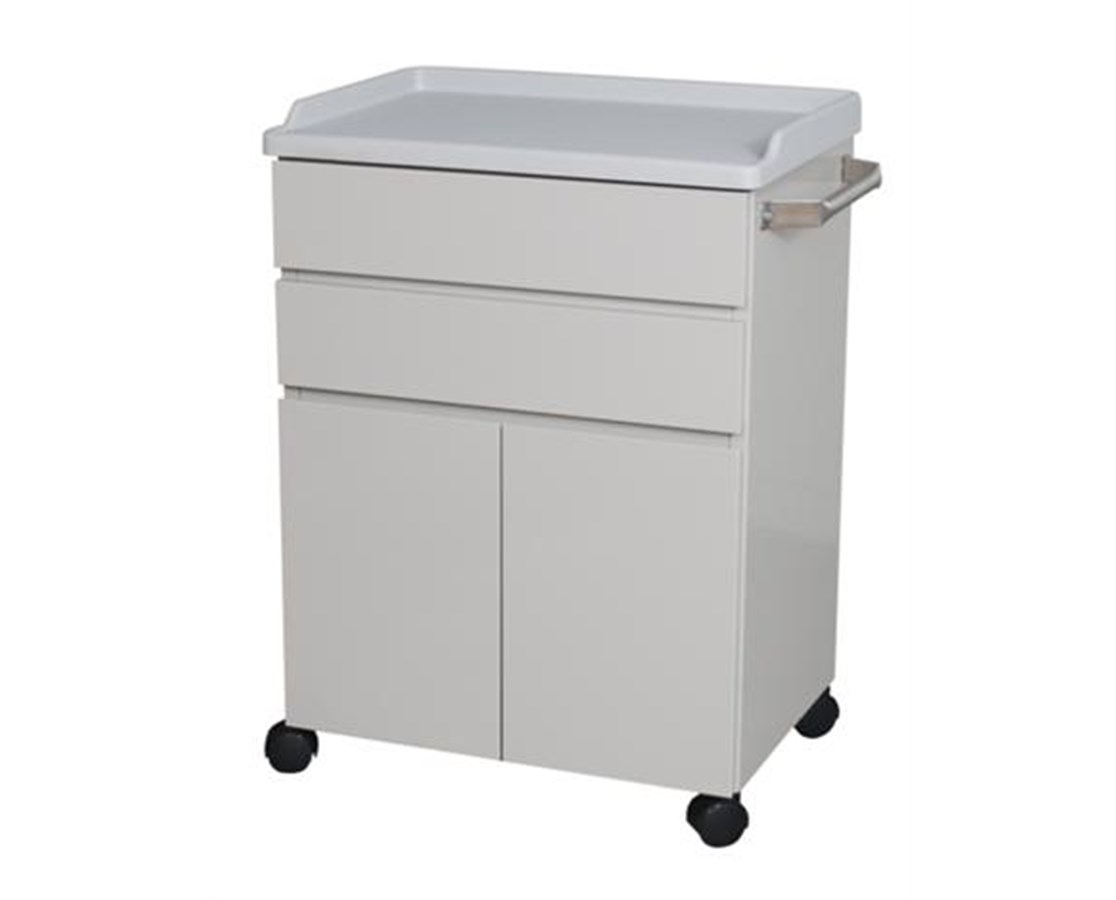 6214 Mobile Treatment and Supply Cabinet UMF6214-