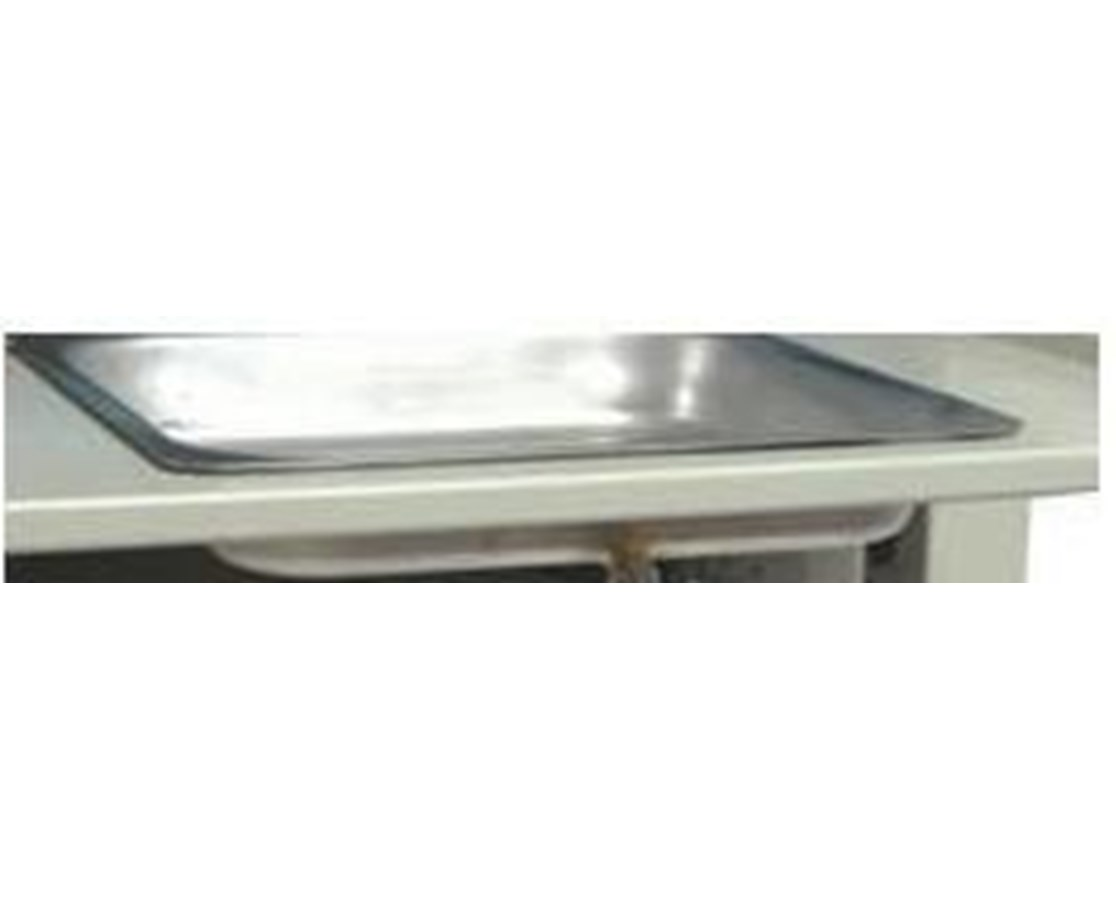 UMF Stainless Steel Square Drain Pan - Save at Tiger ...
