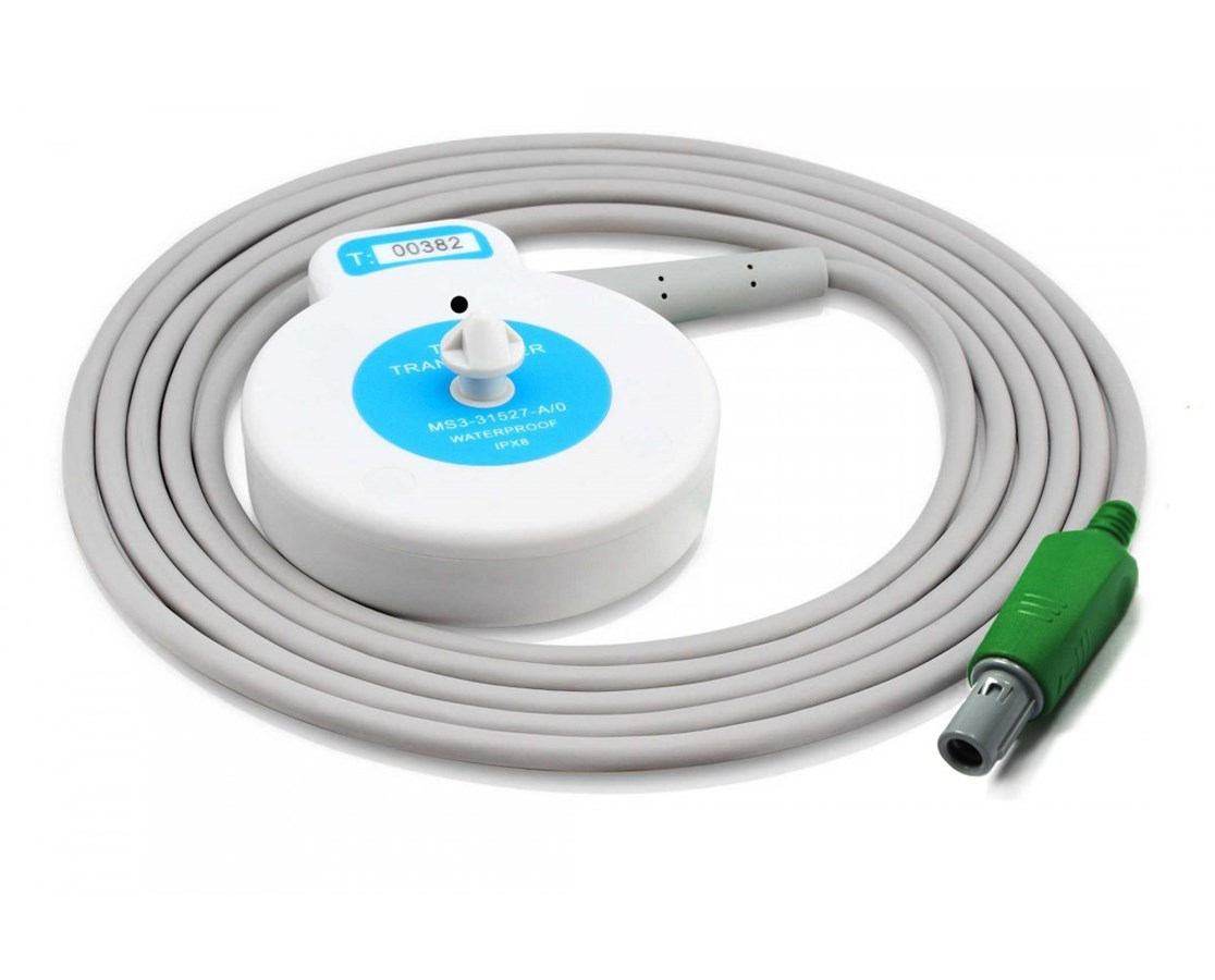 TOCO Probe for 902300 Fetal2EMR Fetal Monitor WAL902303