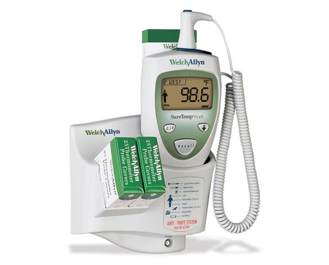 SureTemp® Plus 690 Electronic Thermometer WEL01690-200