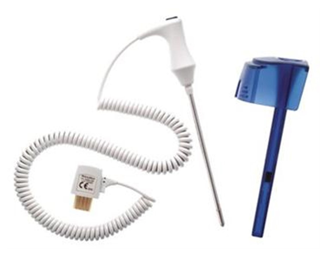 SureTemp® Plus Oral Temperature Probe and Well Kit WEL02893-000