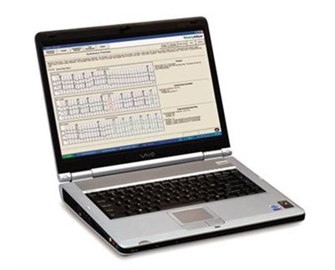 PCH-300 Expert Holter Software  WEL101512-