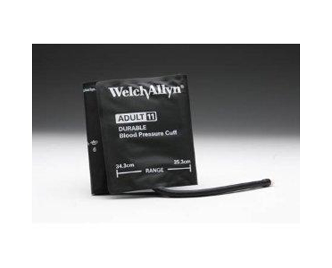 Reusable Two-Piece Cuff Assembly for Vital Signs Monitors WEL5200