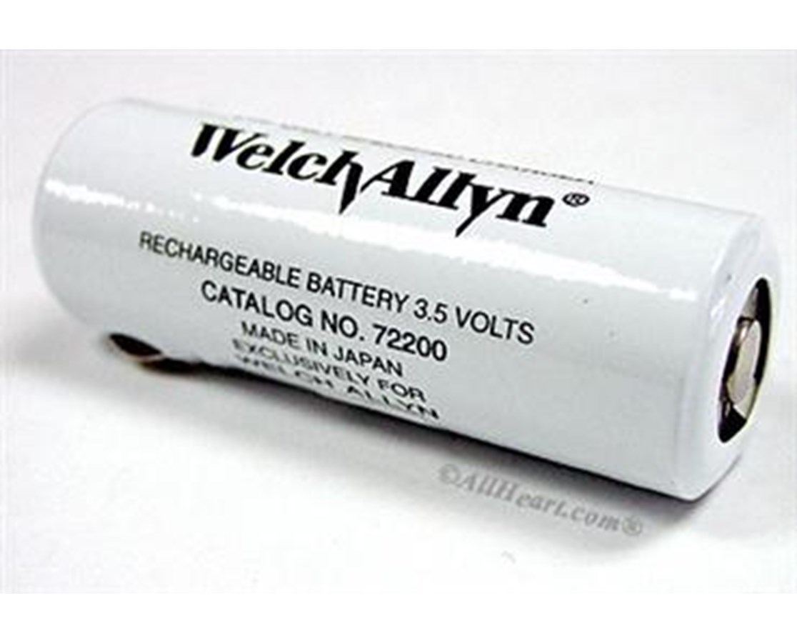 3.5 V Replacement NiCad Rechargeable Battery (black) WEL72200