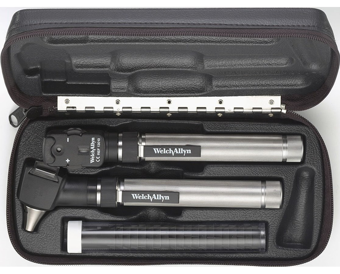 PocketScope Portable Ophthalmoscope/Otoscope Diagnostic Set WEL92820