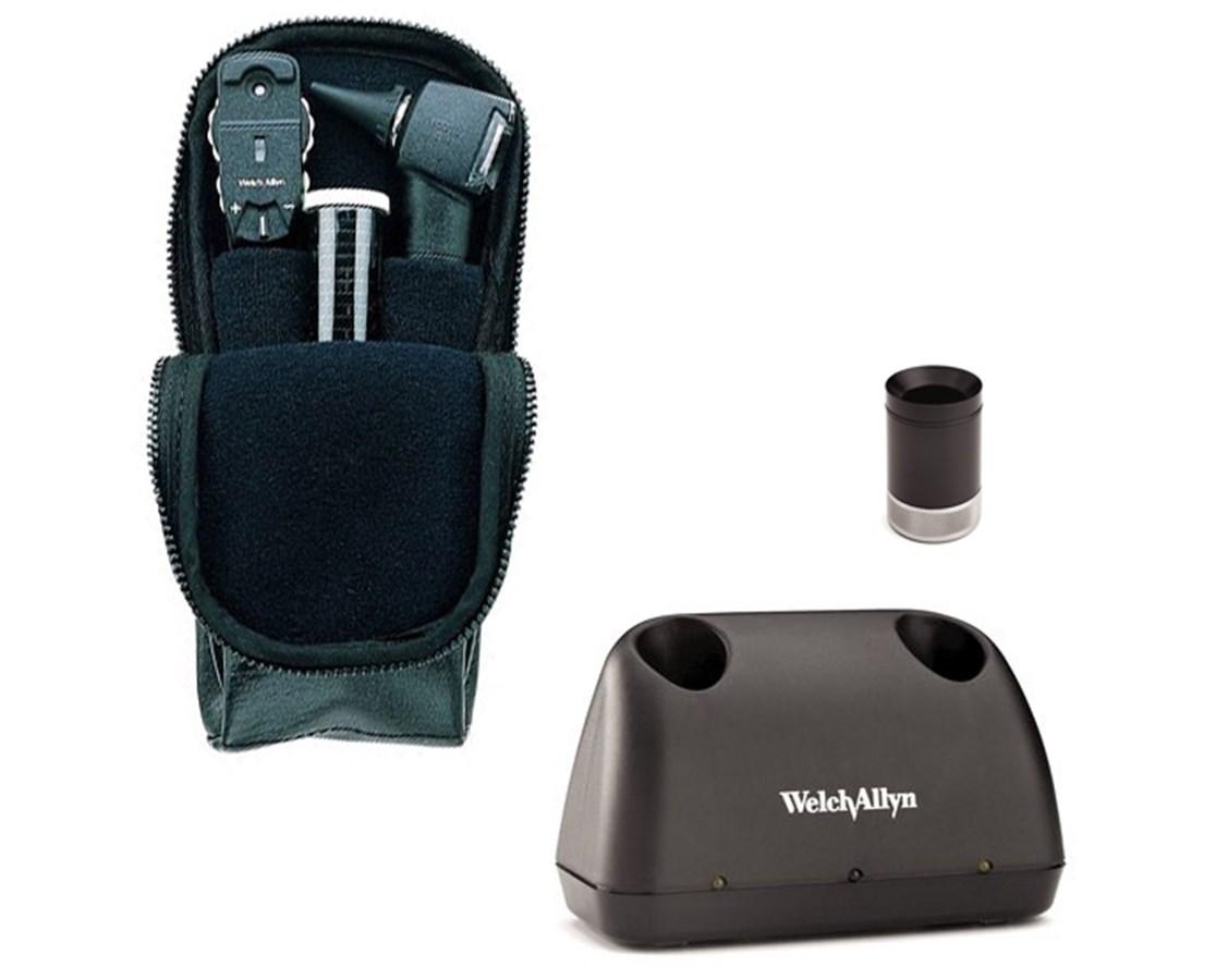2.5v PocketScope Desk Set with Universal Charger WEL92851-