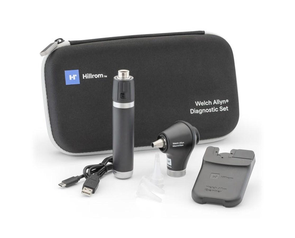 3.5v Diagnostic Set with Lithium Handle WEL97250-MS--