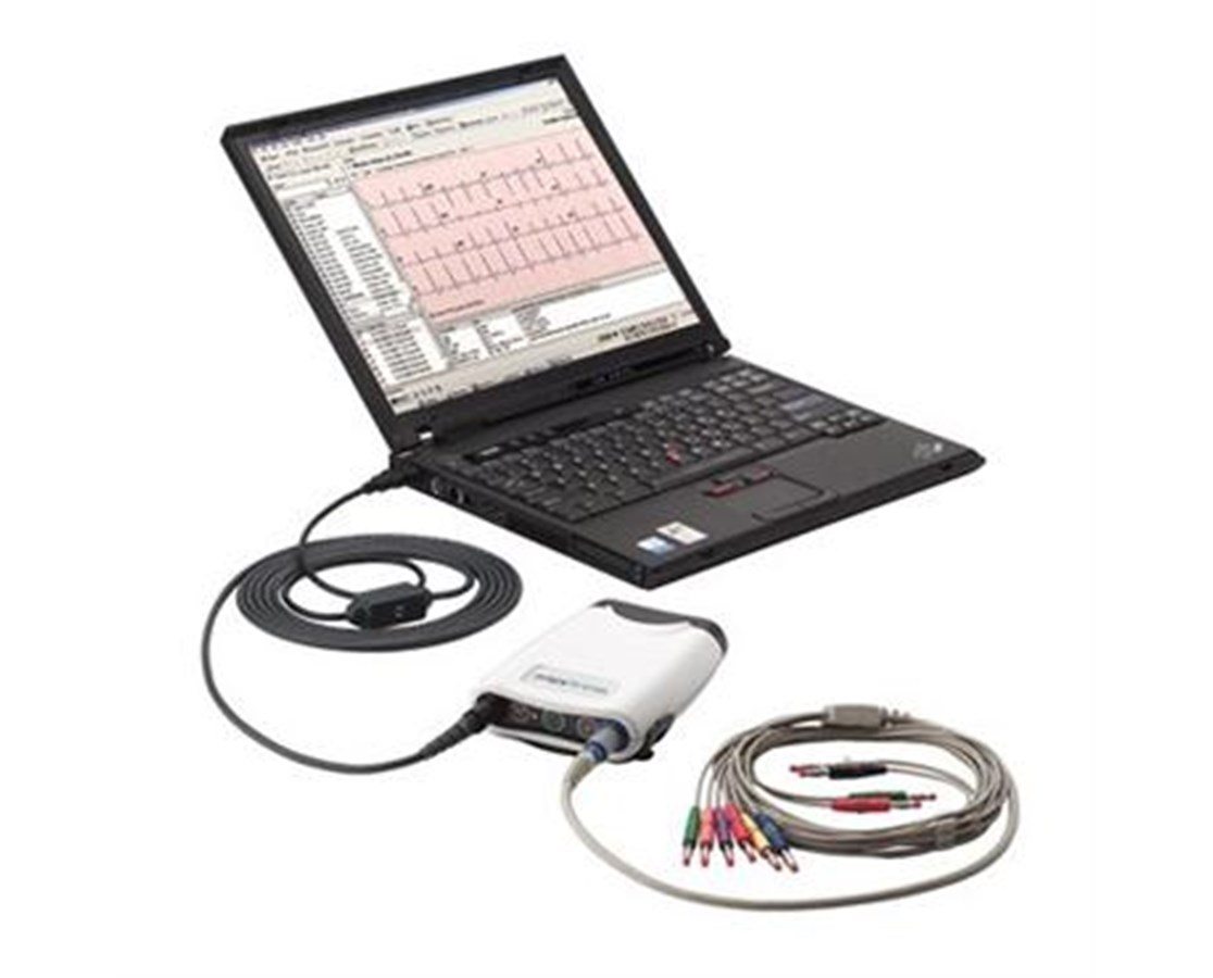 PC-Based Resting Electrocardiograph WELCPR-UN-UB-D-