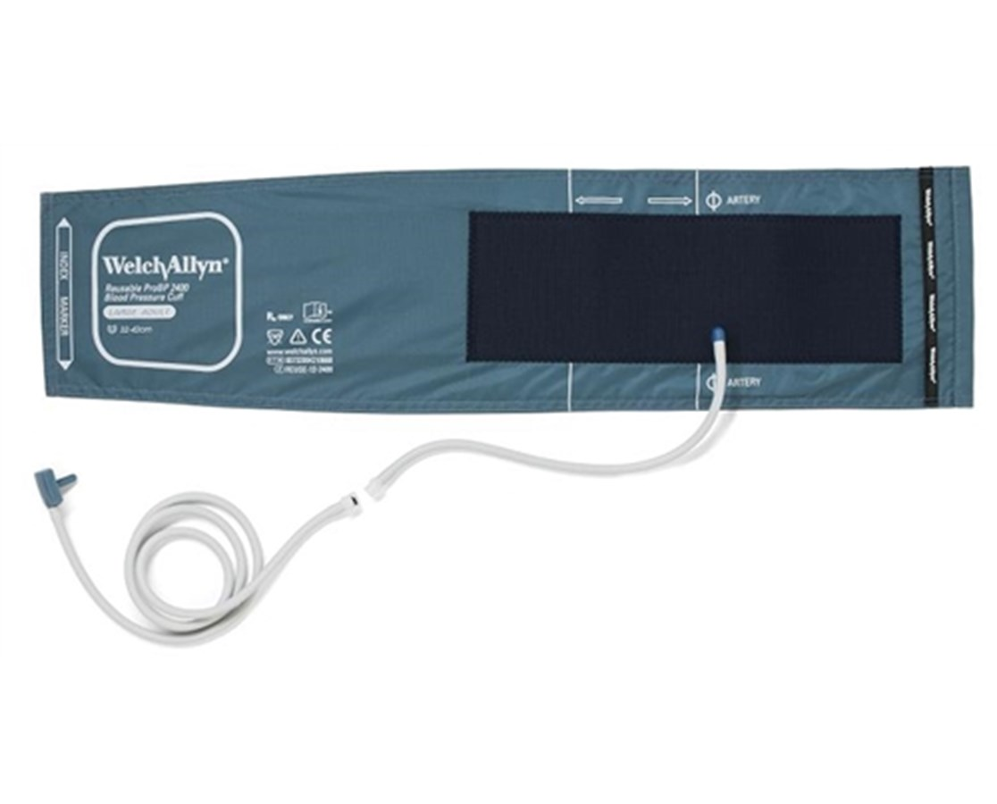 Welch Allyn FlexiPort™ Reusable Blood Pressure Cuff, Various Sizes WELREUSE-06
