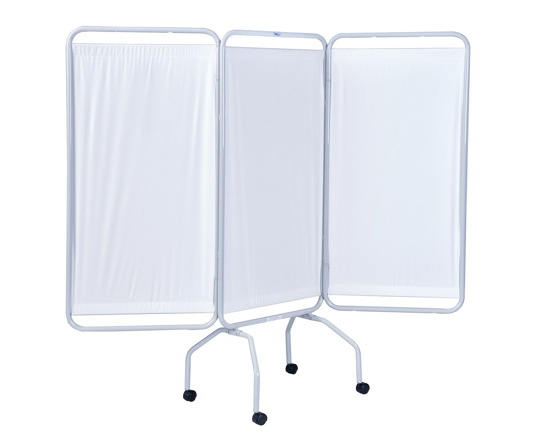 3 Panel Steel Frame Privacy Screen WIN3130