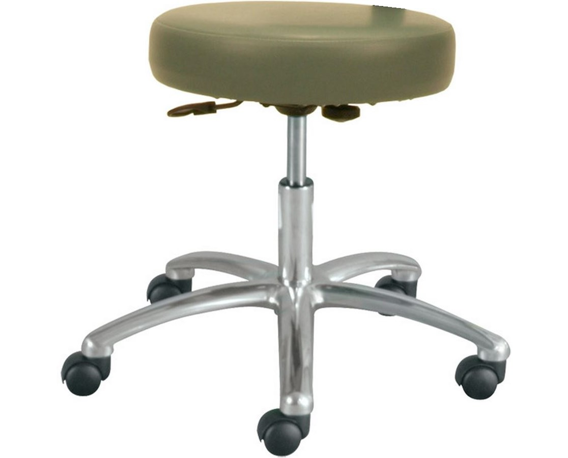 Winco Deluxe Gas Lift Stool Save At Tiger Medical Inc