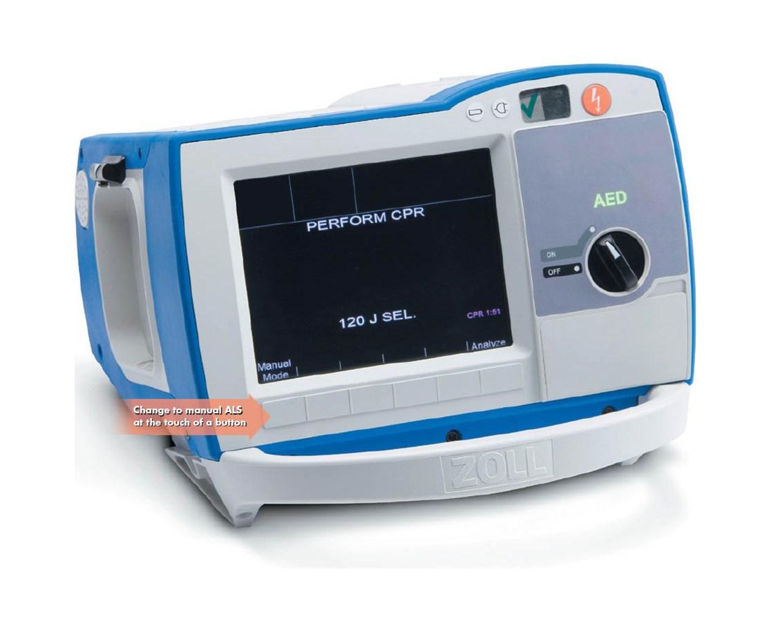 R Series ALS Monitor Defibrillator ZOL30310000001030012