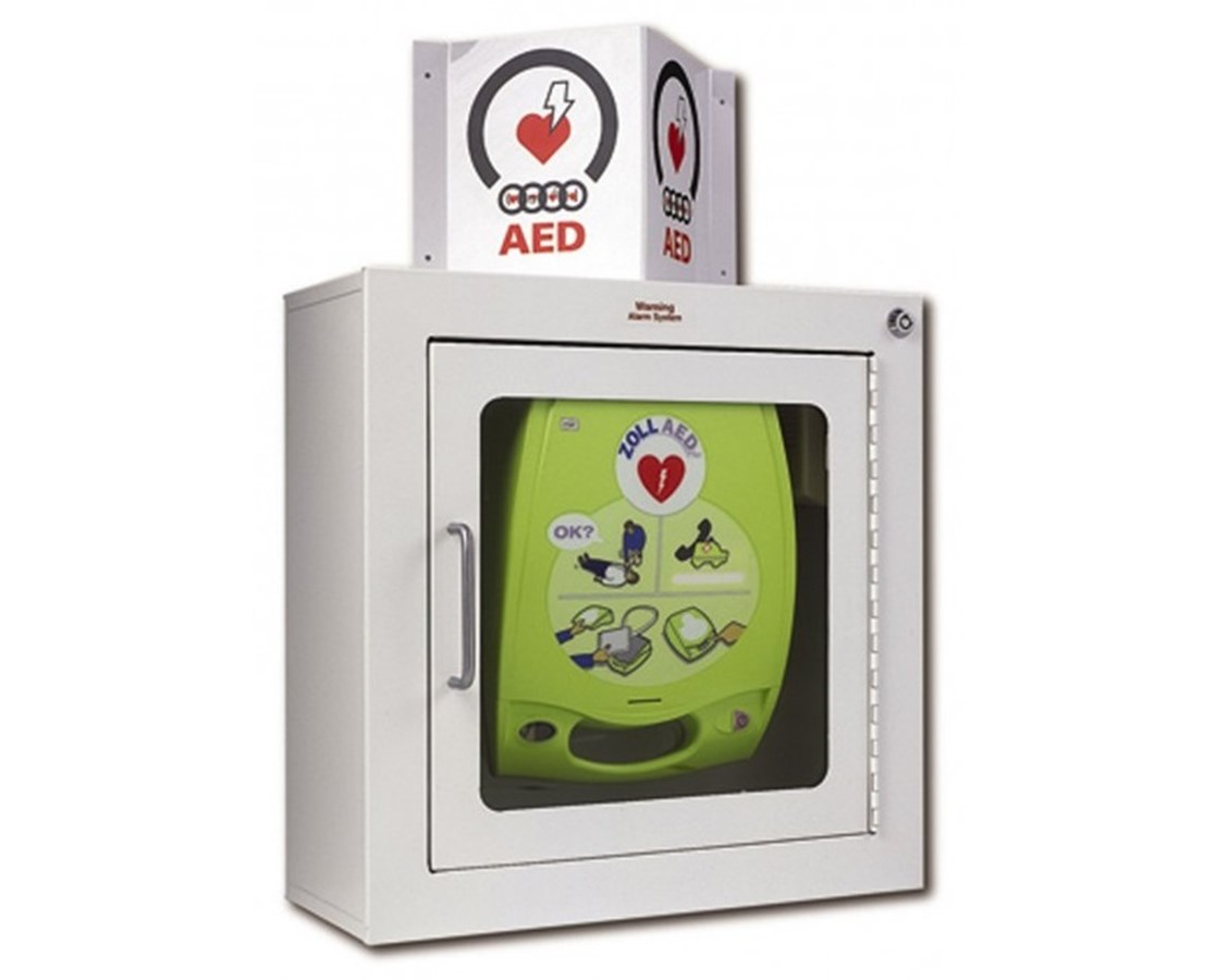 AED Plus® Flush Mount Wall Cabinet ZOL8000-0811-01
