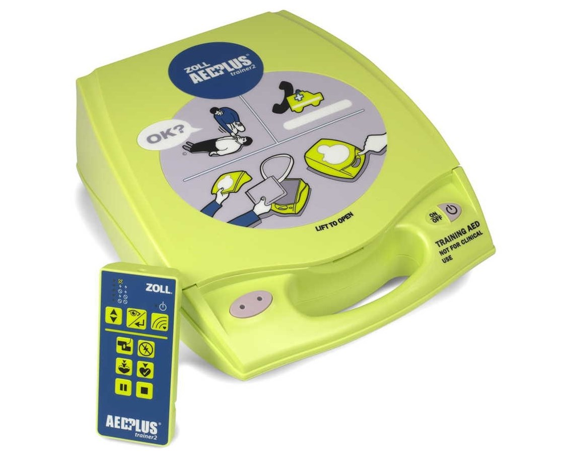 AED Plus® Trainer2 Training AED ZOL8008-0050-01