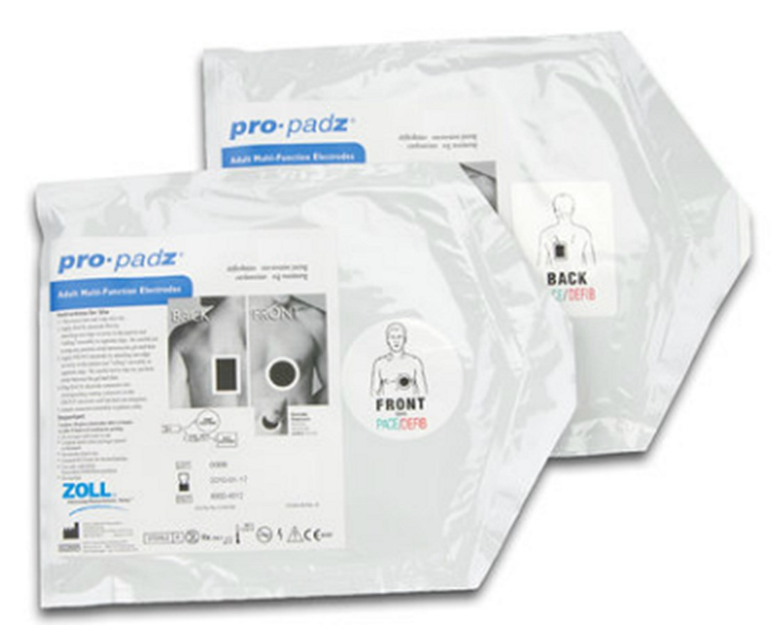 pro•padz® Sterile Electrodes, Case ZOL8900-4012