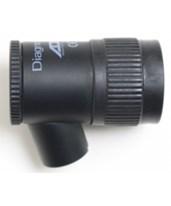 Diagnostix 3.5v Dermascope Head with LED Lighting ADC5450