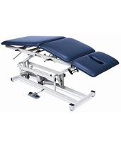 Hi-Lo Treatment Table with Three Section Elevating Top ARMAM300
