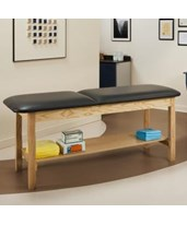 ETA Classic Series Treatment Table with Full Shelf CLI1020