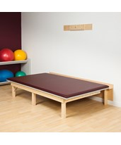 Wall Mount Folding Mat Therapy Table CLI243-47-