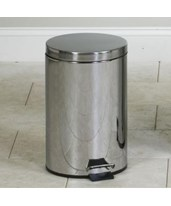 Medium Round Waste Receptacle CLITR-20S-