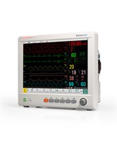 Vital Signs Patient Monitor for Critical and Continuous Cares with Optional Multi-Gas EDAiM80