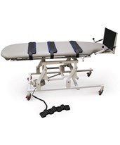 Hi-Lo Wheelchair Accessible Therapy Tilt Table HAU6058