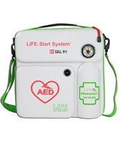 LIFE® StartSystem Emergency Oxygen for Philips AED Defibrillators LIFLIFE-O2-LSS