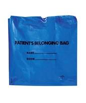 Drawstring Patient Belonging Bags MEDNON026315BL