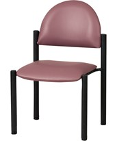 Exam Side Chair with Wall Guard NDCP270040-