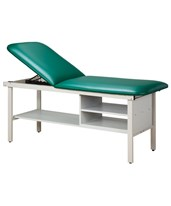 ETA Alpha Series Treatment Table with Shelving NDCP273627-