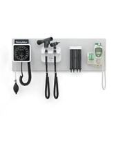 """777 Green Series Integrated Wall System with 40"""" Wall Board & Diagnostic Heads WEL77782-M-"""