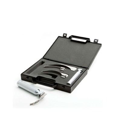Fiber Optic Laryngoscope Set with Case Miller Set ADC4089F