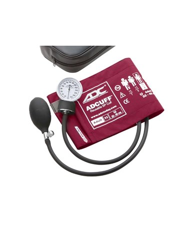 Prosphyg™ 760 Series Pocket Aneroid, Adult, Magenta