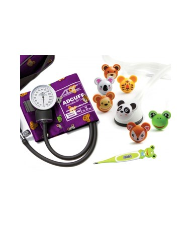 Pro's Combo Pediatric Kit in Adimals Pattern ADC768-618