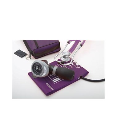 Pro's Combo III Palm Aneroid Kit, Violet