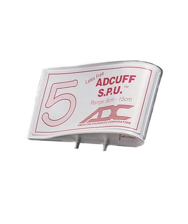 Adcuff S.P.U. Disposable Blood Pressure Two-Tube Cuff ADC8400