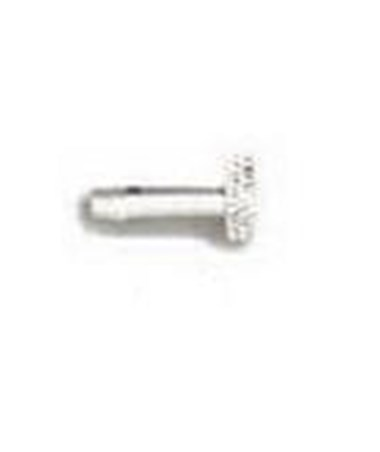 Aluminum Female Luer Connector, Single or Box of 10 ADC891F-
