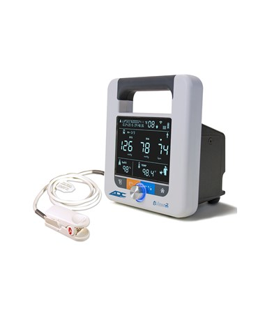 ADC9005BP- ADView® 2 Modular Diagnostic Vital Signs Monitoring Station - ADView 2 BP/Masimo SET