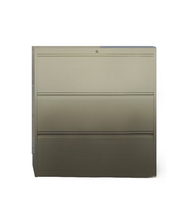 ADE802-30L- 800 Series Lateral File Cabinets with Drawers - 3 Drawers